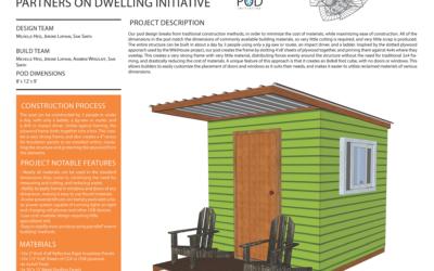 Portland POD Initiative – 2016